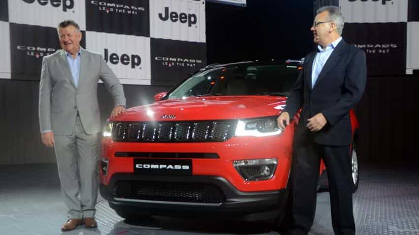 Fiat begins exporting Made-in-India Jeep Compass to Australia, Japan