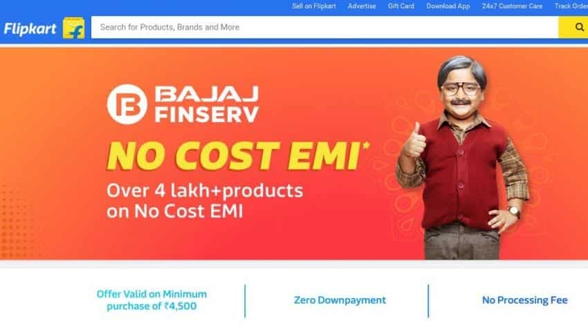 Online shoppers increasingly opt for No-cost EMI payment opion on leading e-commerce sites
