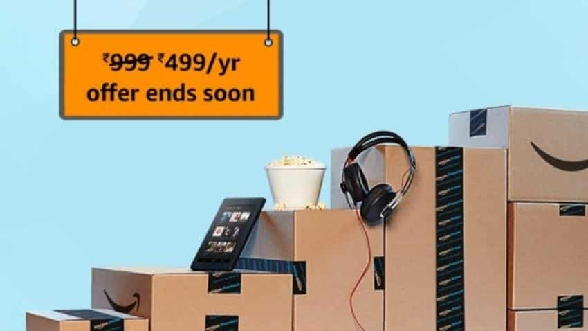 Amazon to hike price of Prime subscription from October 31 to Rs 999