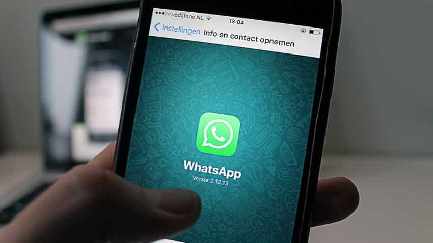 You can now delete messages on WhatsApp