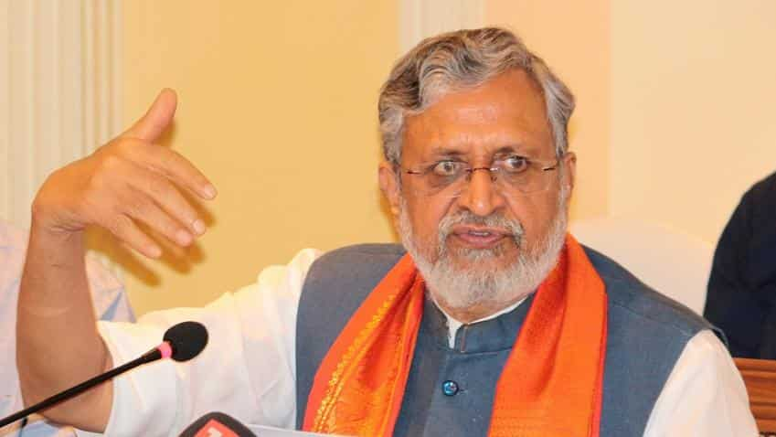 18 of 27 GSTN functions operationalised till date: Sushil Modi