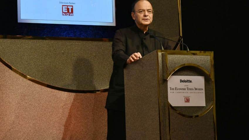Can't let shadow economy to be larger than real economy, says FM Arun Jaitley