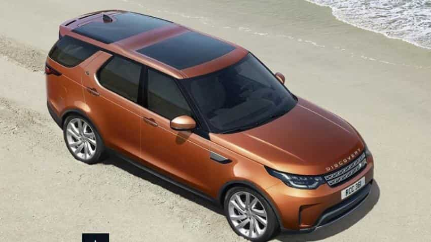 Land Rover launches 7-seater Discovery at Rs 71.38 lakh