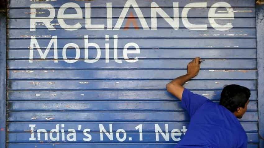 Reliance Communications shares jump after new debt repayment plan