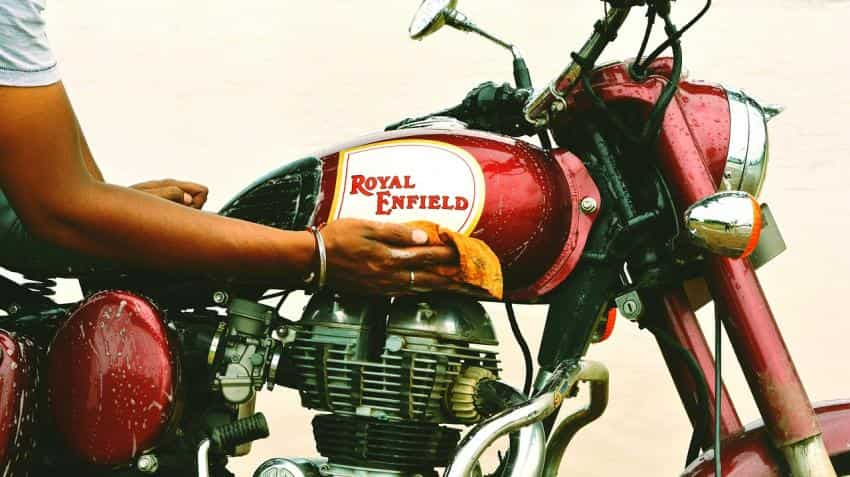 Royal Enfield posts 18% growth in sales in October as demand for 350cc motorcycles rises