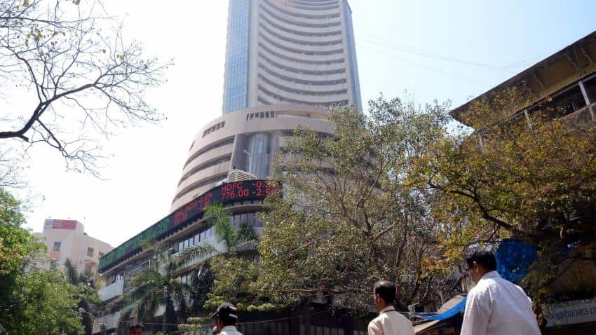 Sensex mirrors Asian markets gains, goes up after US Fed holds rates