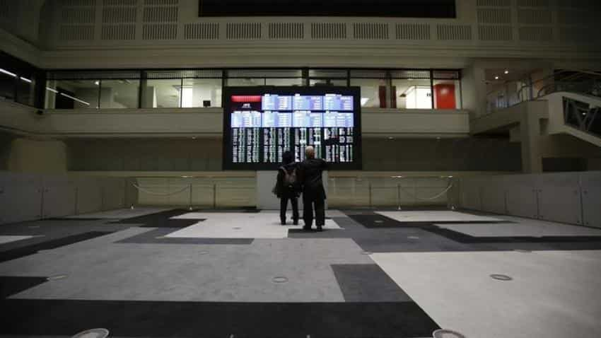 Asia shares near decade highs, currencies tread water