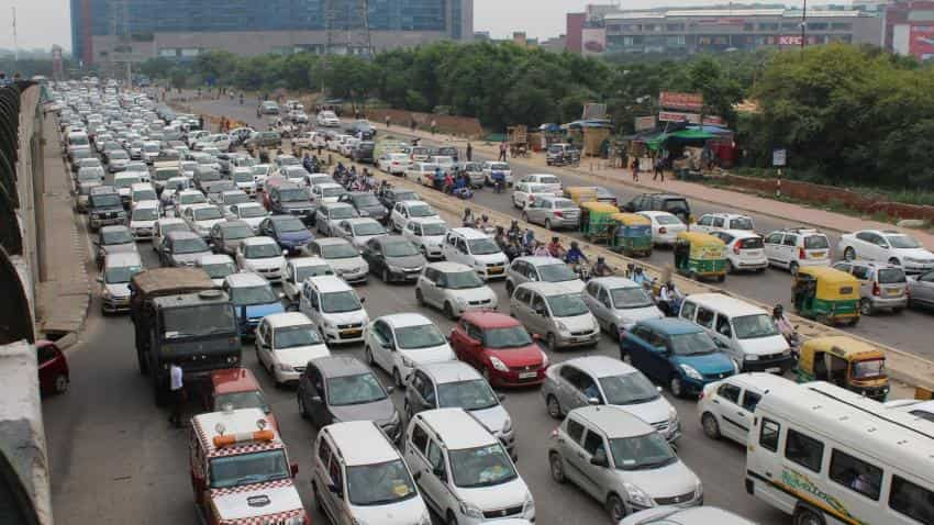 Nearly 4,000 people fined for violating traffic norms in Ghaziabad