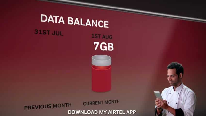Airtel announces data rollover for home broadband subscribers