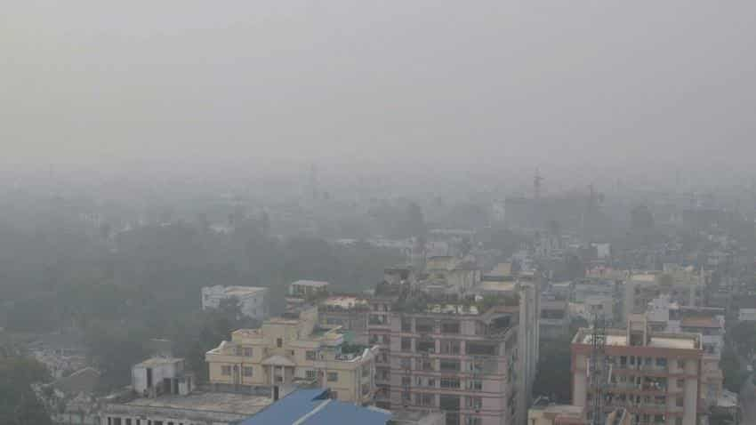 Delhi smog: Poor visibility, toxic air shuts schools, construction
