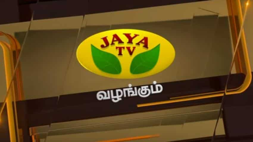 Taxmen raid Jaya TV, associates, over suspected tax evasion