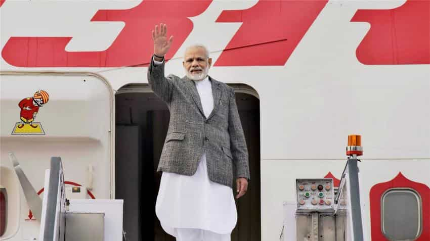 Modi arrives in Philippines for Asean, East Asia summits