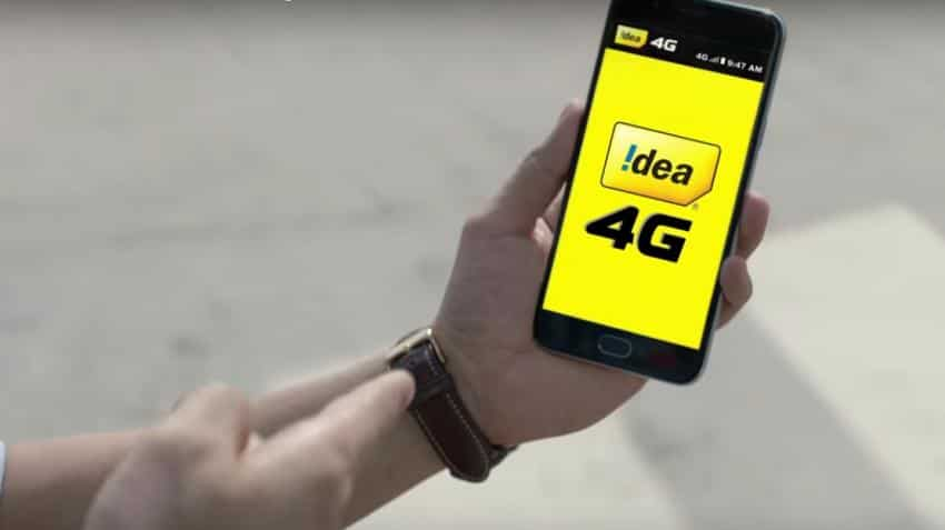 Idea Cellular Q2 loss widens to Rs 1,107 crore; shares fall 3% on BSE Sensex