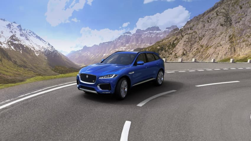 Jaguar F-Pace will now be manufactured in India