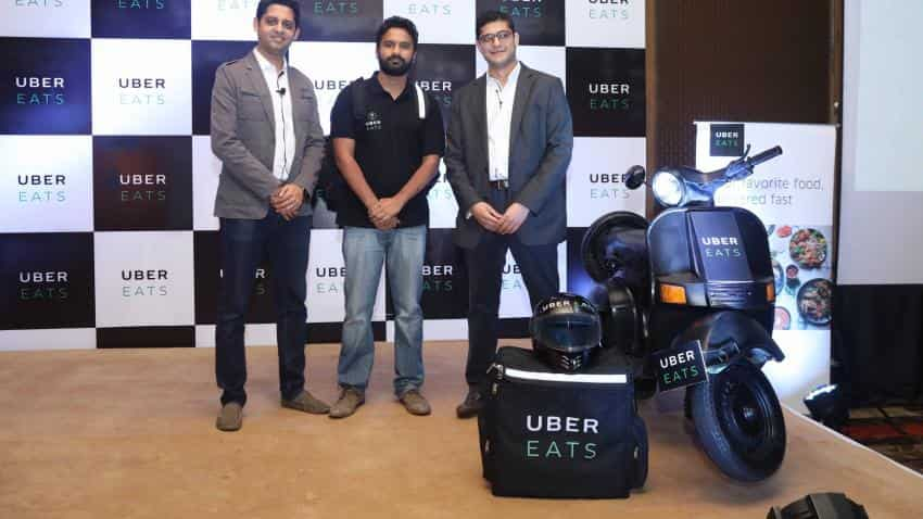 Focussed on making UberEATS profitable in India: Uber