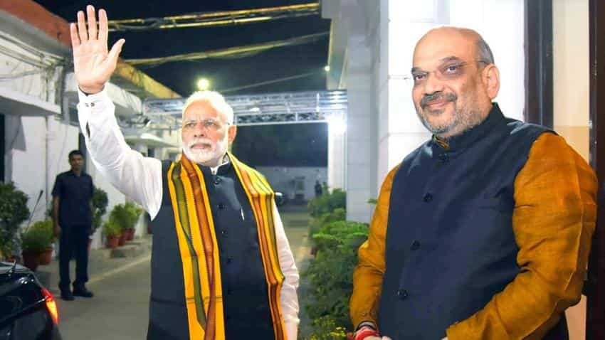 Indians living in PM Modi's 'achhe din' have a favourable opinion of him