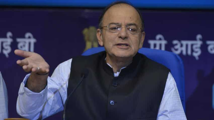 Indian economy recovering from 'temporary blip': FM Arun Jaitley