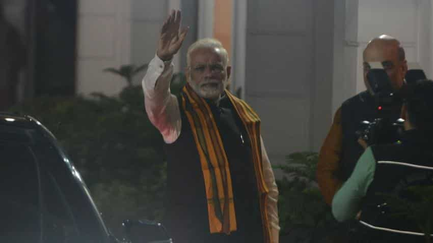 Moody's give boost to Modi's reforms programme