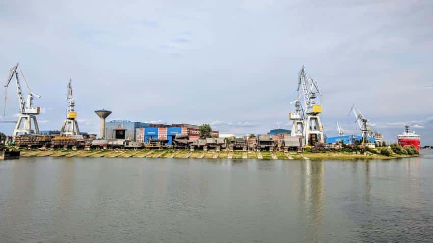 NW-I development to help revitalise two HDPE shipyards