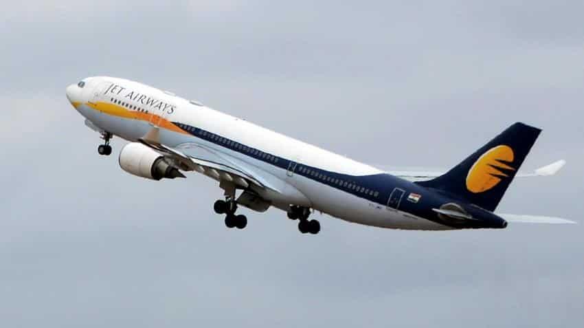 Jet Airways shares drop on market share concerns