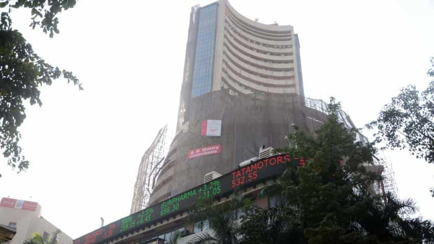 Sensex rallies over 130 points on BSE, Nifty touches 10,400 mark