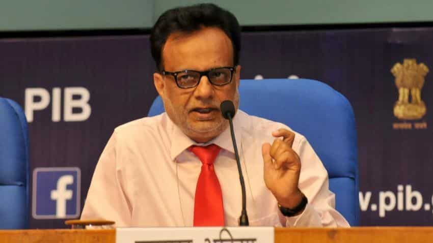 Demonetisation drive was meant to cleanse the system: Adhia