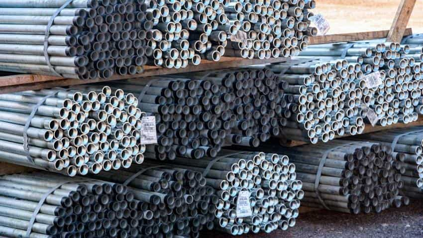 India's crude steel output jumps 5% to 8.6MT in Oct:worldsteel