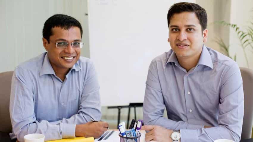 Flipkart's Sachin, Binny Bansal booked for cheating businessman of Rs 10 crore