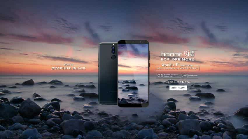 AI-enabled 6GB Honor V10 coming to India in January