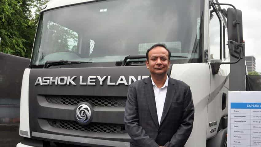 Ashok Leyland, Hino ink pact to develop BS-VI compliant engines