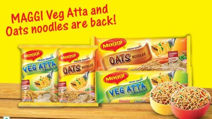 Maggi samples fail lab test; UP administration slaps Rs 45 lakh fine on Nestle
