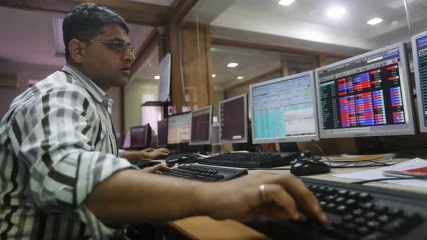 Sensex edges higher ahead of GDP data; cautious on North Korea