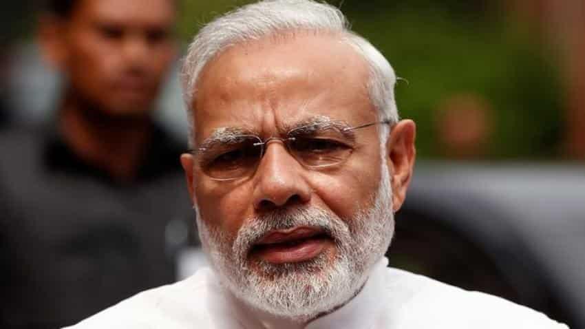 PM Modi advocates corruption-free, citizen centric eco system in India