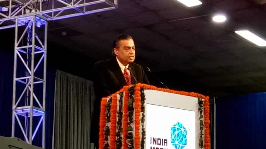 Data is not only new oil, but also new soil: Mukesh Ambani