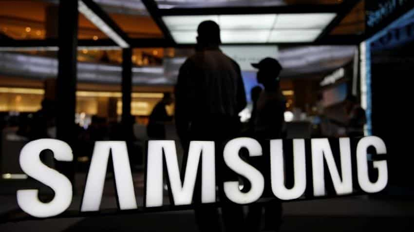 Samsung demonstrates 5G network on high-speed train