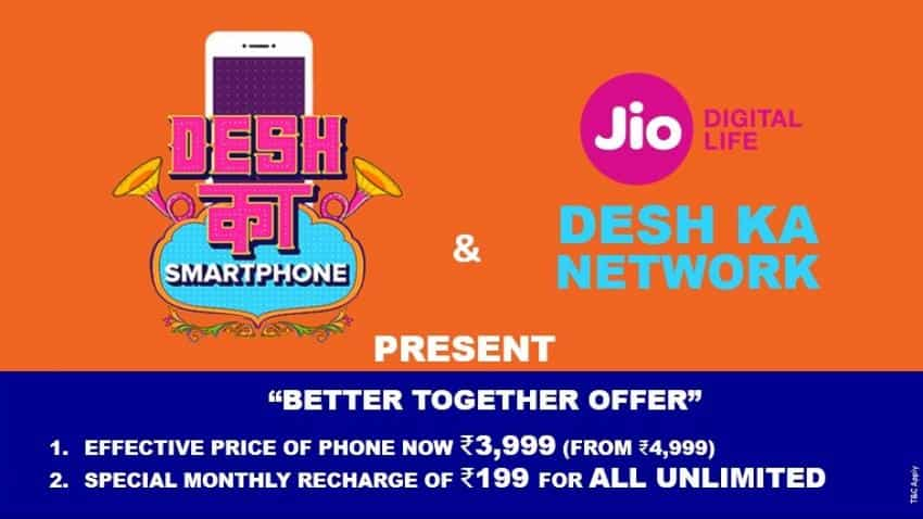 Xiaomi ties up with Reliance Jio to offer Redmi 5A for Rs 4,000