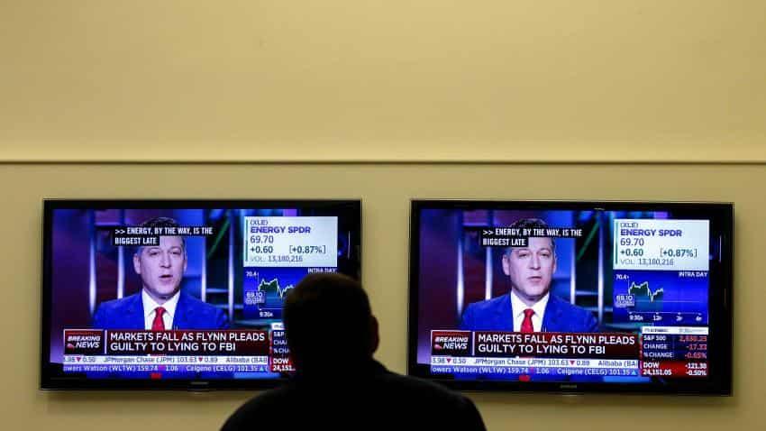 Global Markets: U.S. tax bill, Russian probe whipsaw financial markets