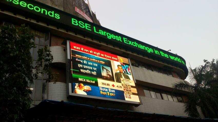 GDP data fails to cheer markets; Sensex, Nifty50 slump over 2%
