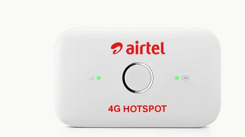Reliance Jio impact: Airtel 4G Hotspot now available for Rs 999