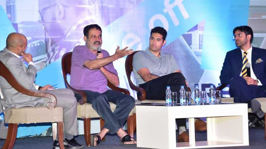 Mohandas Pai pitches for listing of startups