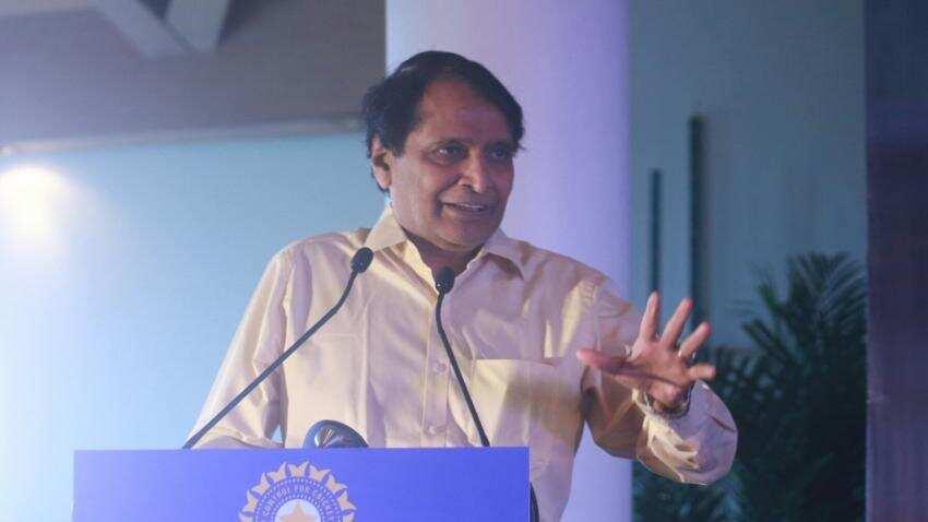 AYUSH industry may create 26 million jobs by 2020: Suresh Prabhu