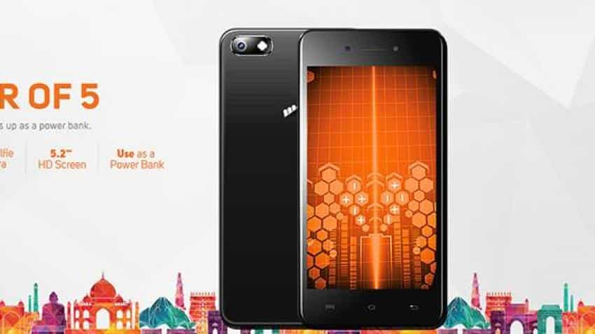 Micromax launches Canvas Infinity Pro with dual-selfie cameras