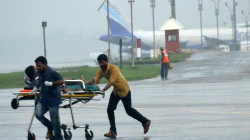 Cyclone Ockhi: Flight operations run an hour late at Mumbai airport