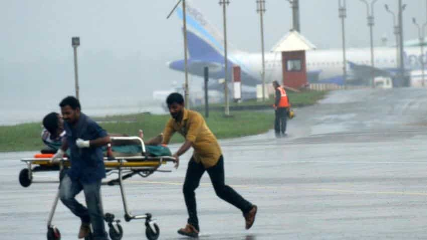 Cyclone Ockhi: Flight operations run an hour late at Mumbai airport