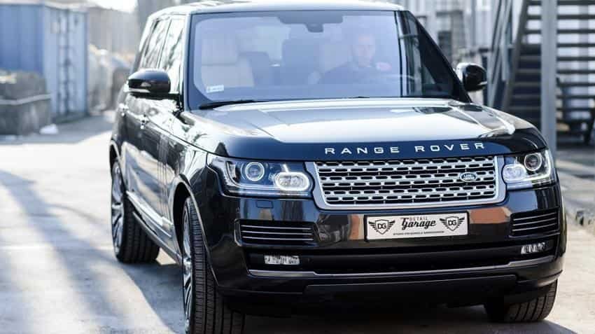 JLR launches limited edition Range Rover at Rs 2.8 crore
