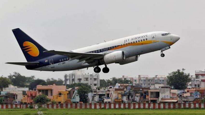 Jet Airways second-quarter profit falls 91% to Rs 49.36 crore