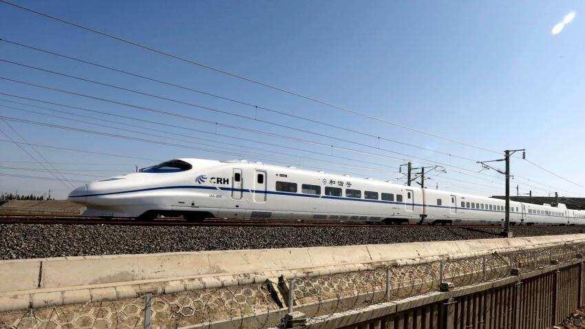 Ahmedabad-Mumbai bullet train: Design work, JV talks in progress
