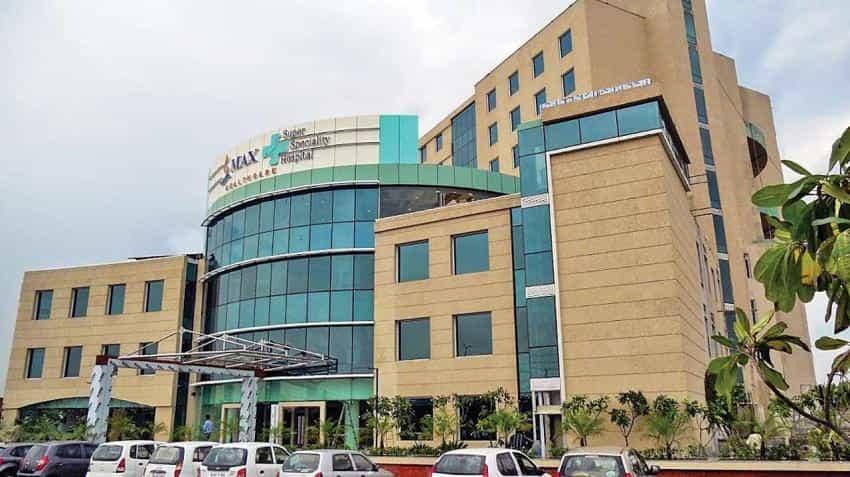 Licence of Max Hospital, Shalimar Bagh, cancelled