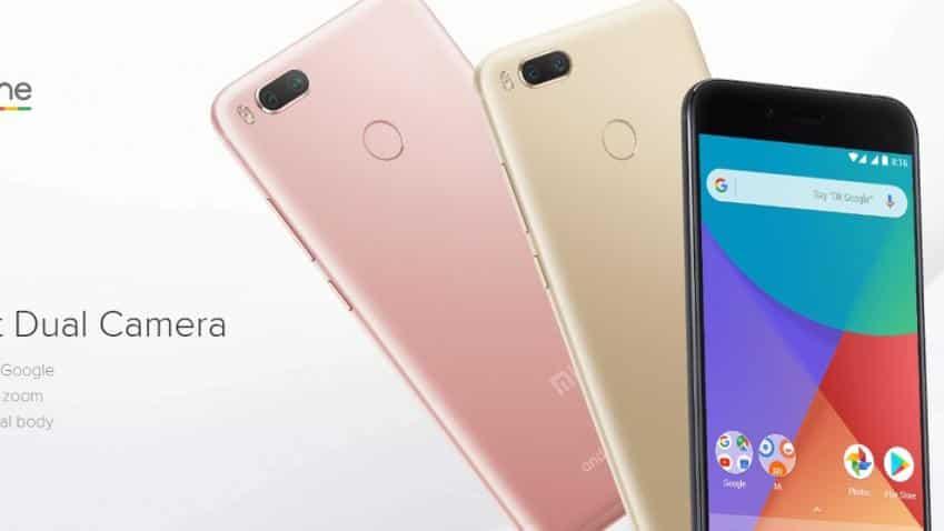 Flipkart sells Xiaomi's Mi A1 for under Rs 14,000