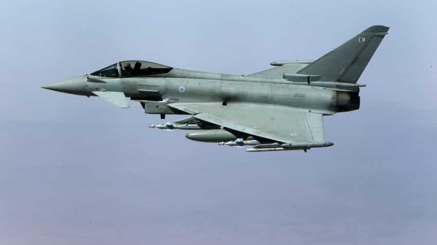 Qatar goes ahead with $6.7 billion Typhoon combat jets deal with UK's BAE Systems